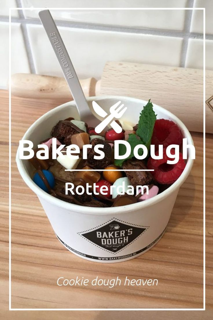 Who doesn't love cookie dough? Read all about this delicious treat which can be found in the first cookie dough bar in the Netherlands.