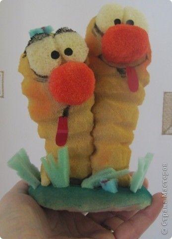 Игрушка Куклы Фоторепортаж День рождения Свадьба Шитьё ПОРОЛОНОВЫЕ ЧУДЕСА Поролон фото 1