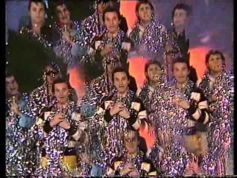 I Want A Rockin Christmas Ol '55 (Sounds Channel 7 Sydney)