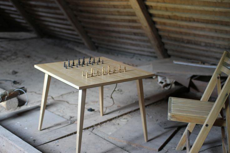 The scandinavian chess table!