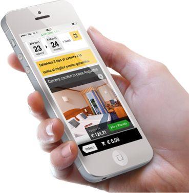 Le persone prenotano sempre di più da mobile 📲 Il tuo hotel è pronto? Con #BookingExpert ricevi prenotazioni da tutti i dispositivi e dalle tue pagine social. Scopri di più: http://www.bookingexpert.it/booking-engine.html
