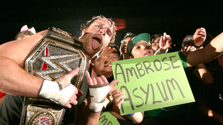 Dean Ambrose - Live Event Tokyo