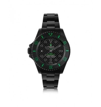 MAD Customized Watches Customized Rolex Deepsea Left Handed Men's Watch