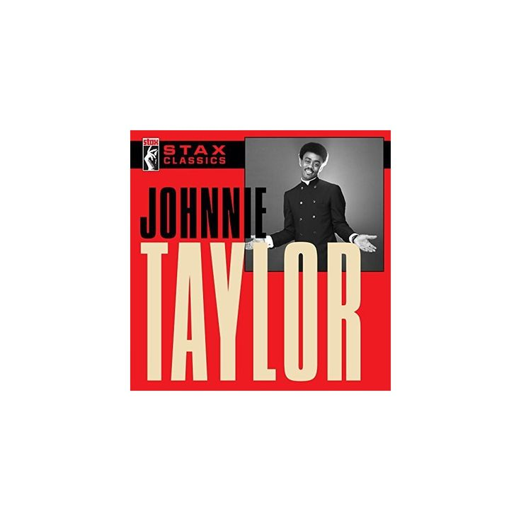 Johnnie Taylor - Stax Classics (CD)