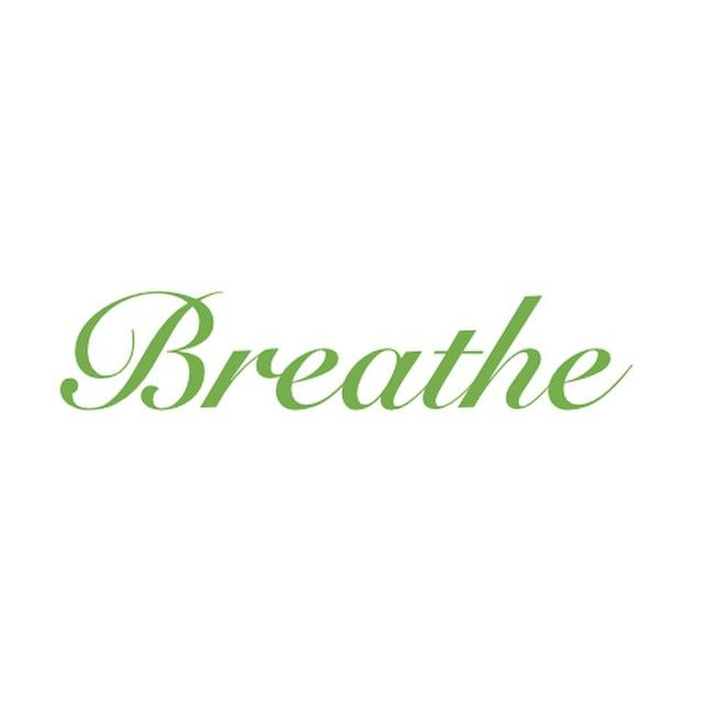 Wherever you are, please find a moment to take a few conscious breath. Thank you. #thanks #breathe #takeabreak #ThisMoment #weekend #white #green #onewordposter
