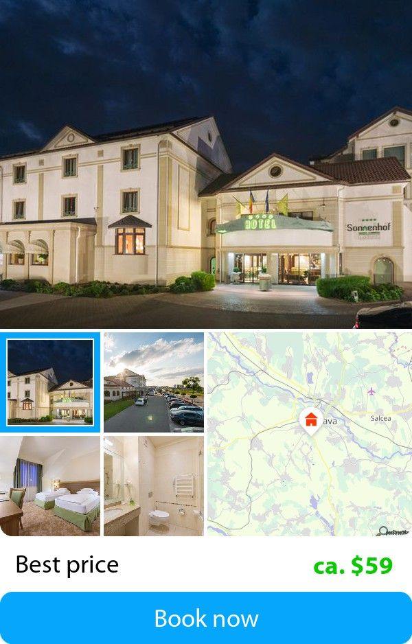 Sonnenhof Suceava Romania Book This Hotel At The Cheapest