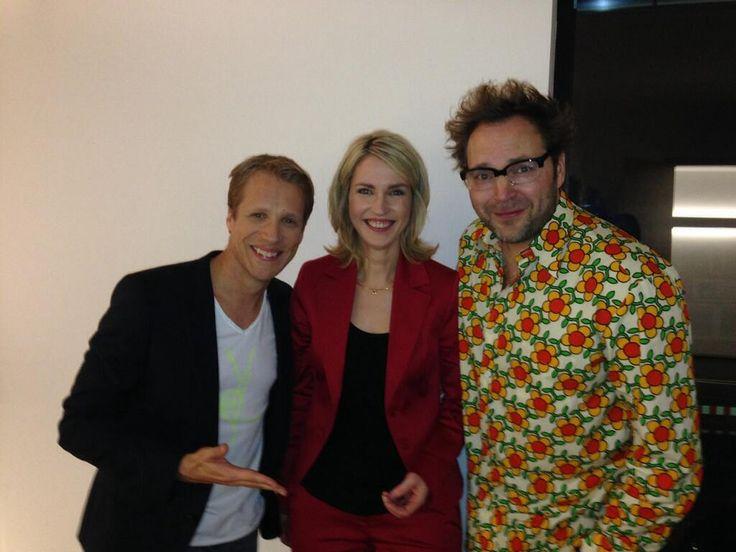 #MarkusLanz: Die #Gäste #heute #Abend im #ZDF (05.12.2013)