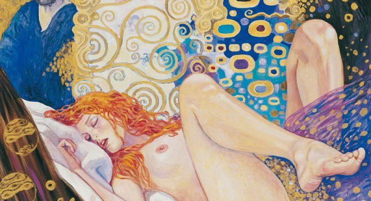 Así se ve la masturbación femenina en 6 intrigantes obras de arte
