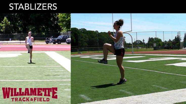Track & Field Sprint Drills