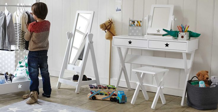 £190 for mirror table and stool