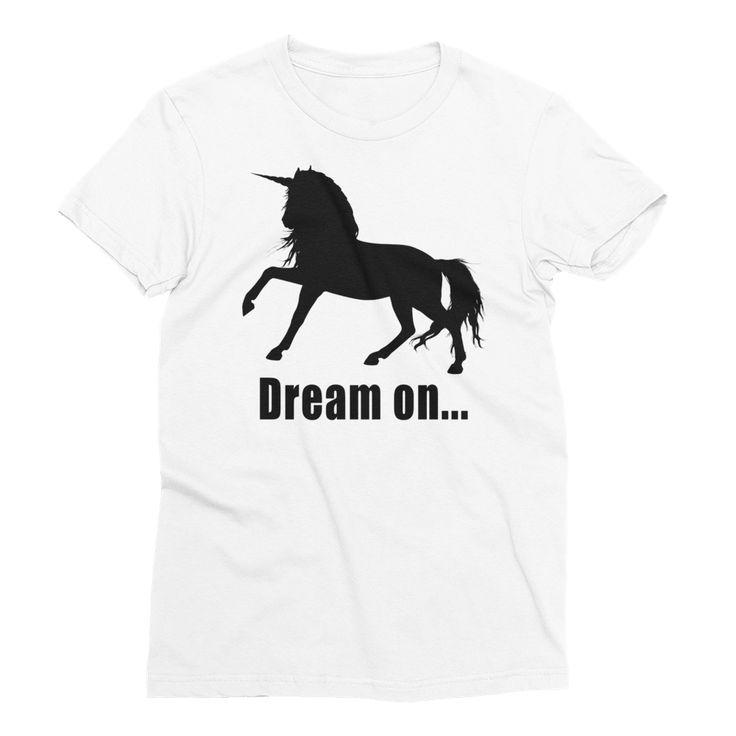 Dream on - Women's T-Shirt - The Black Rat