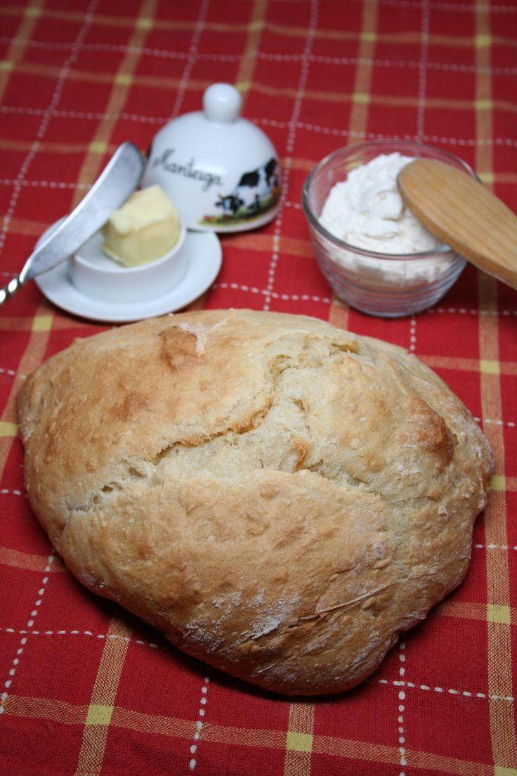 Pao Caseiro. Home made Portuguese bread.