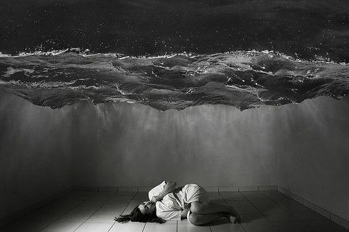 .: Art Nerd, Photos, Water Photography, Google Search, Dark, Surreal Water, Apart Together Art