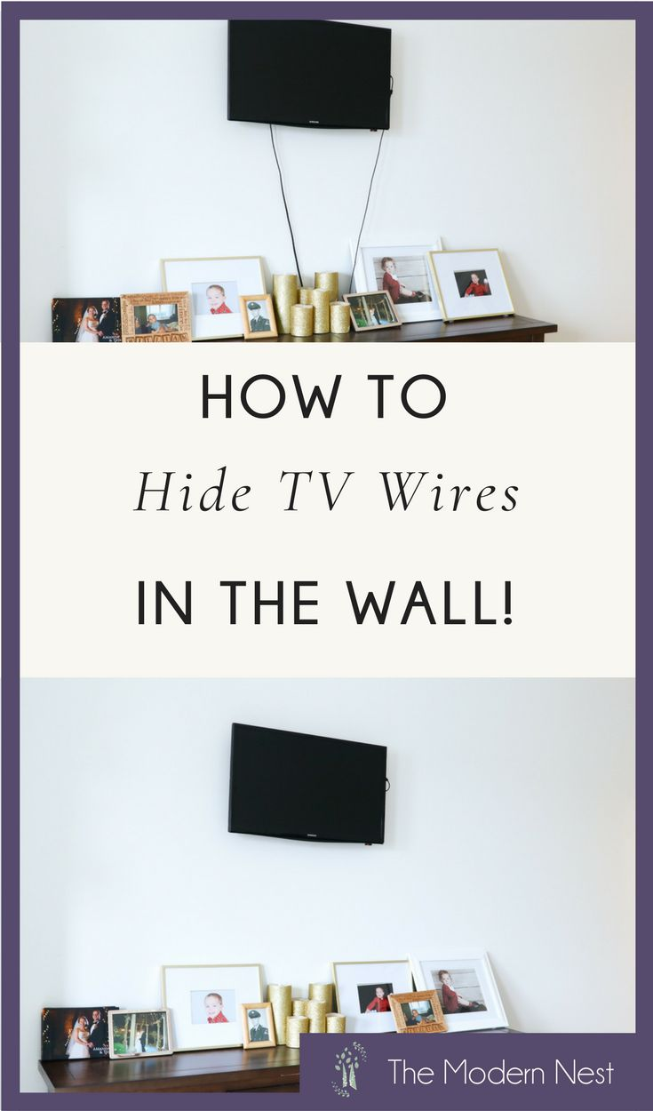Best 25 mounted tv decor ideas on pinterest living room for Ideas to cover tv wires