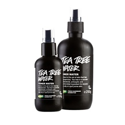 Tea Tree Water- Entgiftender Toner für ölige oder unreine Haut.