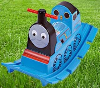 thomas the train toys | Thomas the Tank Engine Rocker toy is great fun adventure indoors and ...