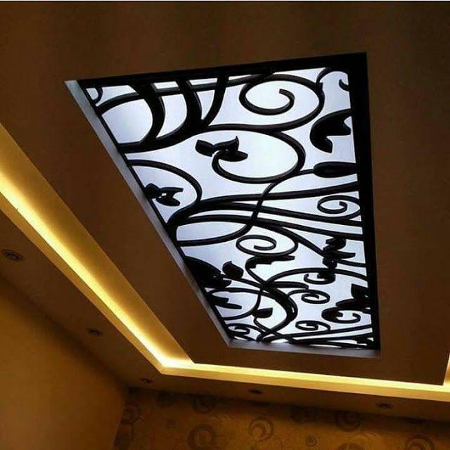 CNC False Ceiling Designs Ideas - Decor Units