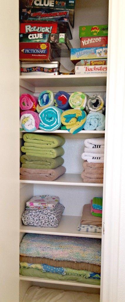 Organizing A Small House best 20+ small linen closets ideas on pinterest   bathroom closet