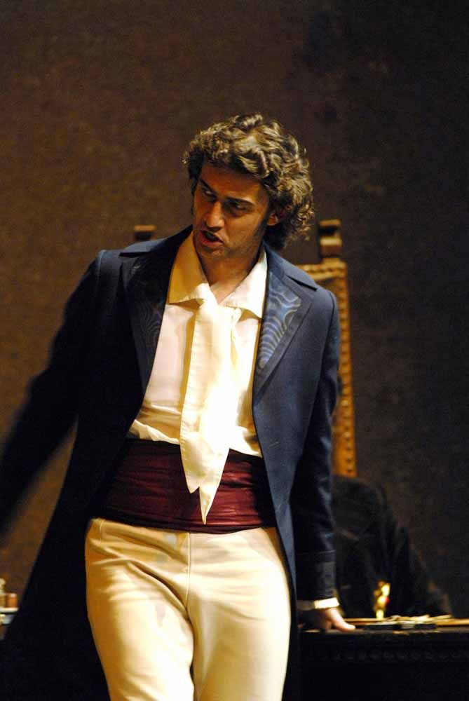 Jonas Kaufmann in Tosca.