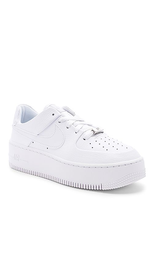 separation shoes b36b2 03569 Air Force 1 Sage Low Sneaker in White