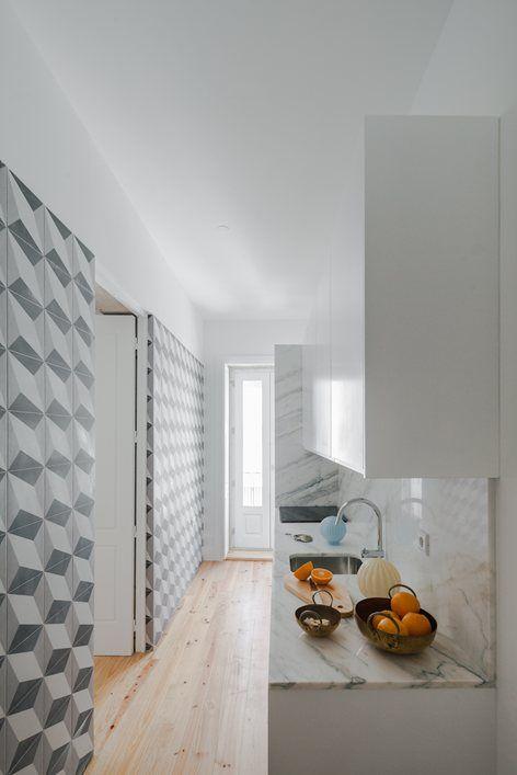 Santa Teresa House, Porto, 2013 - pedro ferreira architecture studio