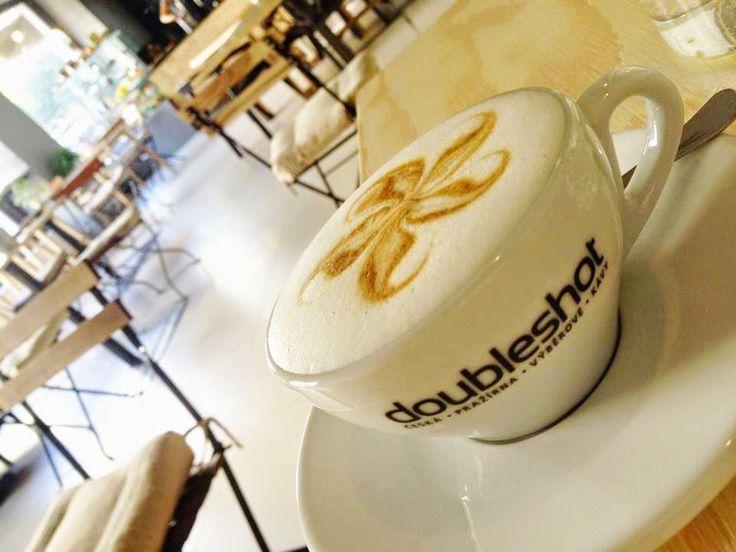 TerezaInOslo: Kam v Praze na skvělou kávu a ještě lepší limonádu