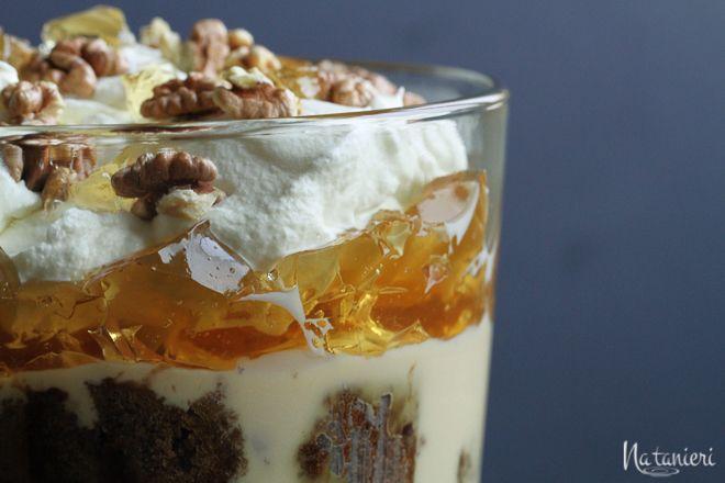 ... vianočný trifle ...