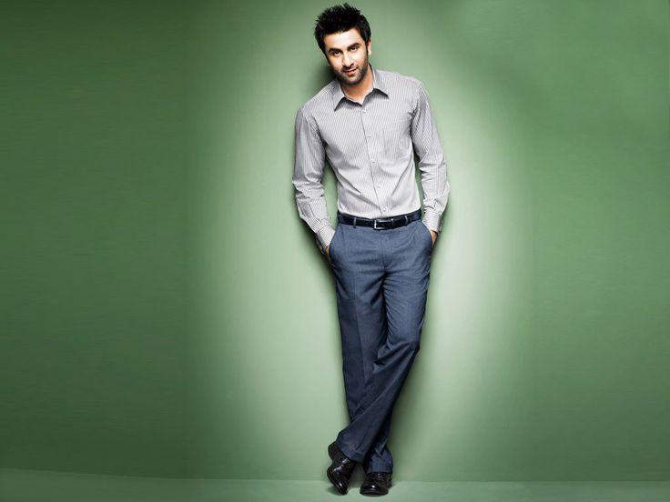 Ranbir Kapoor Smart Look Wallpaper