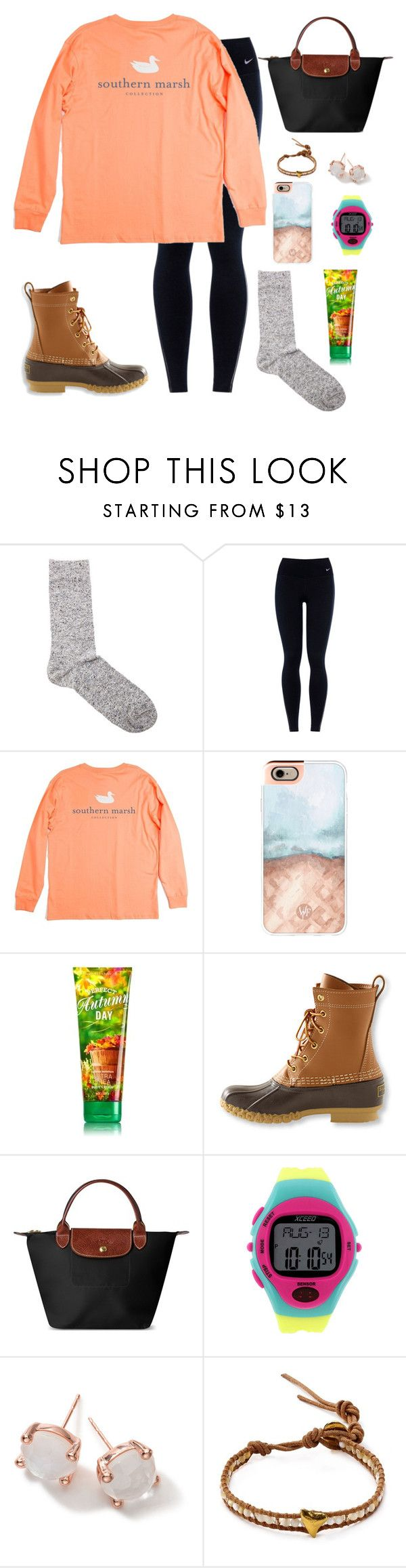 """600?!?!?!"" by apemb ❤ liked on Polyvore featuring Étoile Isabel Marant, NIKE, Casetify, L.L.Bean, Longchamp, Ippolita and Chan Luu"