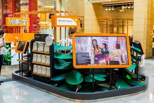 Westfield Stratford City welcomes Garden of Hope - Retail Focus - Retail Blog For Interior Design and Visual Merchandising
