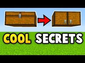 Minecraft 5 SECRET THINGS YOU CAN MAKE (Ps3/Xbox360/PS4/XboxOne/WiiU) - YouTube