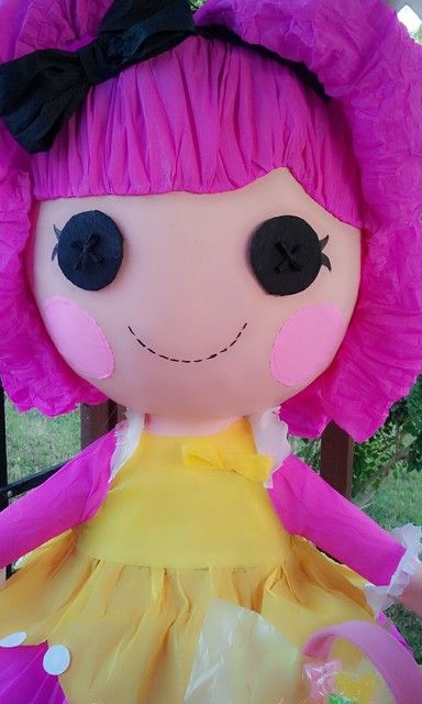 """Photo 3 of 10: Lalaloopsy inspired / Birthday """"Lalaloopsy 3rd Birthday Party!"""" 