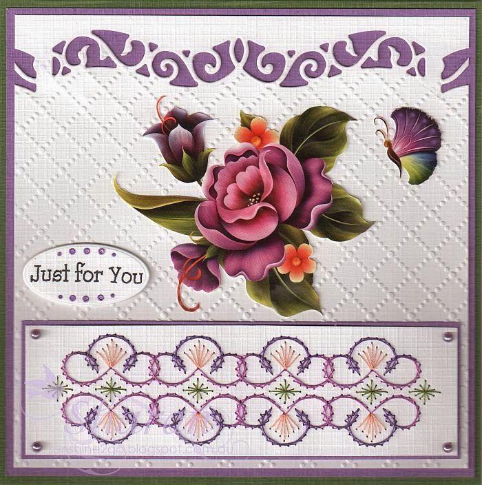 New Stitching Pattern a691