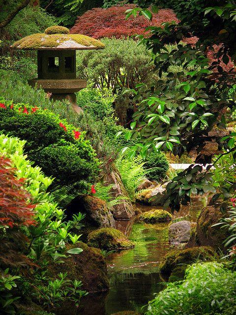 Garden Lantern by Gigapic, via Flickr