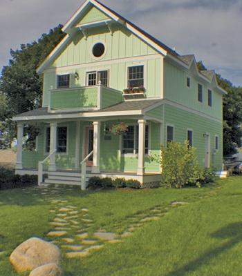 Can You Build A House On Mackinaw Island