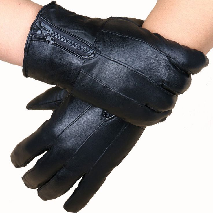 Item Type: Gloves & Mittens Pattern Type: Solid Department Name: Adult Gloves Length: Wrist Style: Fashion Gender: Men Material: Cashmere,Genuine Leather Model Number: ST---00012 Processing methods: S