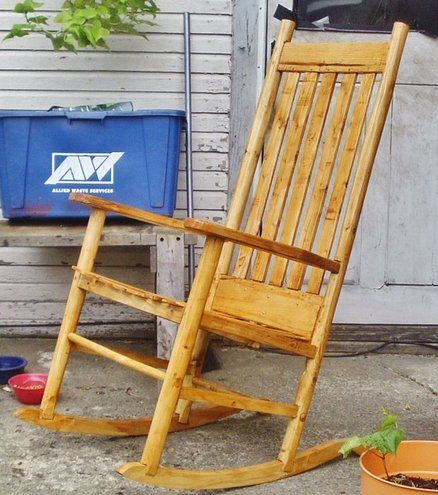 Pine Rocking Chair  Editors Choice  Pinterest  Rocking chairs ...