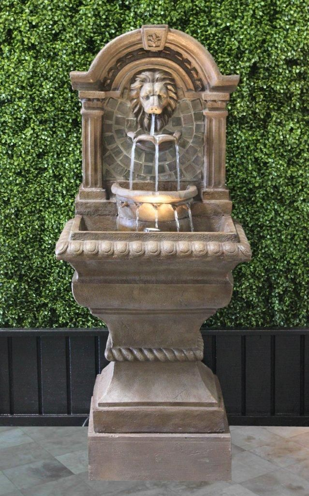 Wall Fountain Google Search Kaminsky Dream Garden