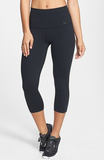 Nike 'Sculpt' Dri-FIT Training Capris available at #Nordstrom