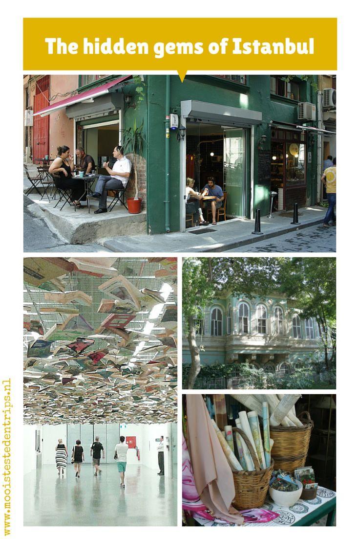 The hidden gems of Istanbul