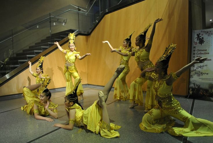 """""""Buddha with a thousand hands""""  #Asian #TheOrigami #Toronto #dance"""