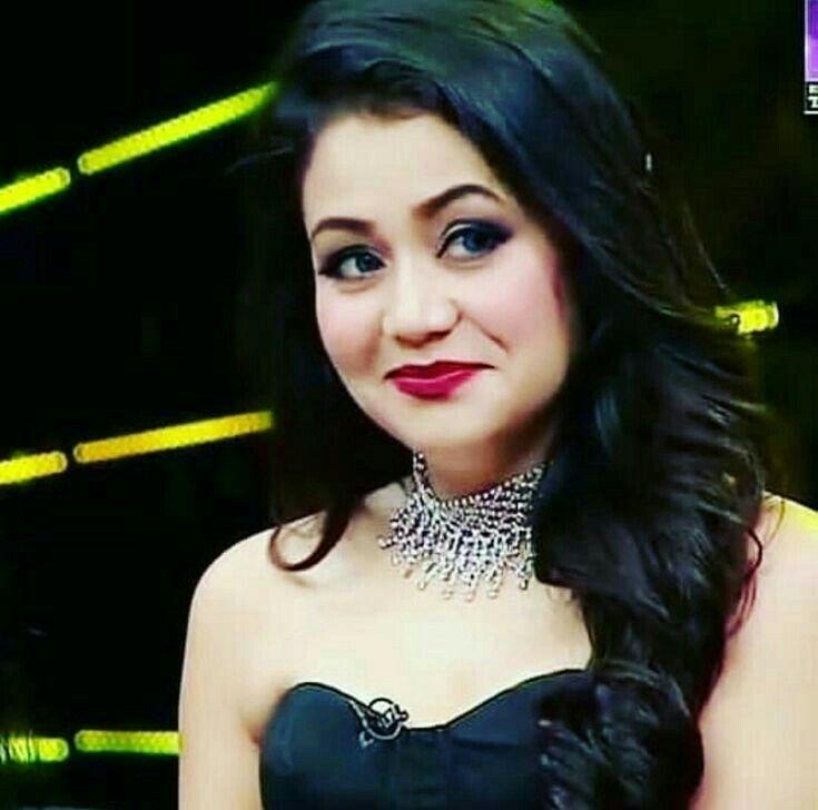 Lovely Smile Neha Kakkar Neha Kakkar Dresses Preety Girls Neha Kakkar