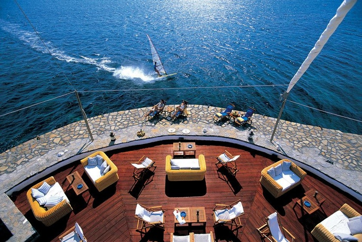 Elounda Beach Hotel- Crete, Greece