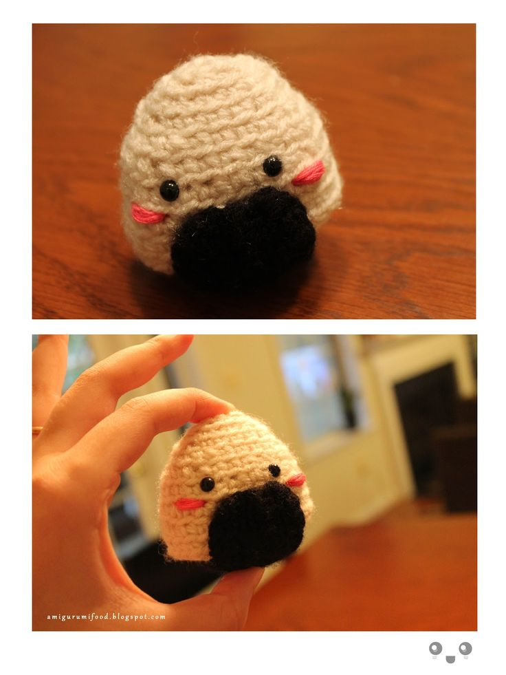 Amigurumi Patterns Free Food : 17 Best images about CROCHET - GLORIOUS FOOD on Pinterest ...