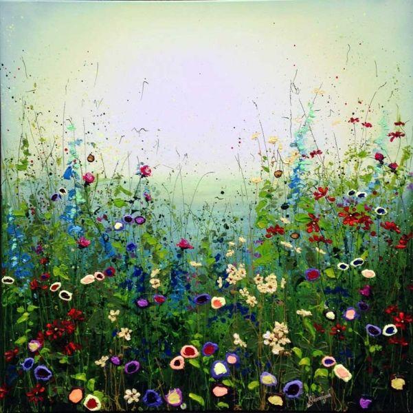 Schitterend schilderij van deze Russische kunstenares, bekijk meer van haar werk op www.yulia-muravyeva.nl