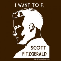 :)Tees Shirts, Fitzgerald Women, Funny Things, L'Wren Scott, Fitzgeraldit True, F Scott Fitzgerald, Funny Stuff, Glorious Book, Book Jokes