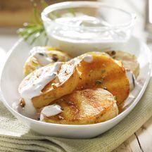 Grillkartoffeln mit Rosmarindressing
