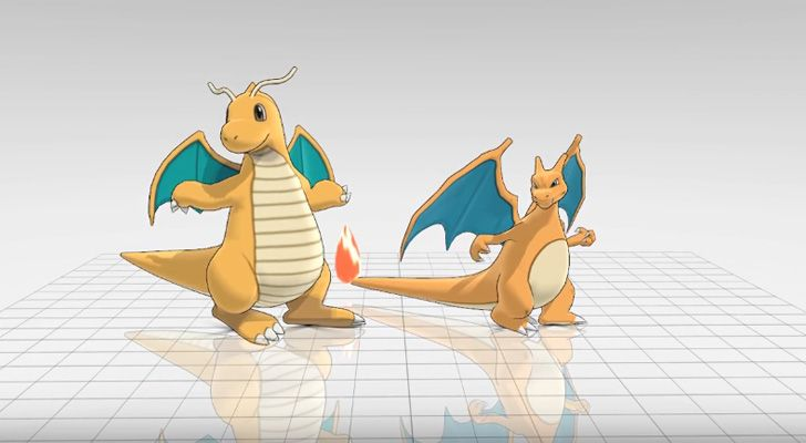 Watching Dragonite and Charizard Dancing to Ariana Grande and Backstreet Boys Is Mesmerizing