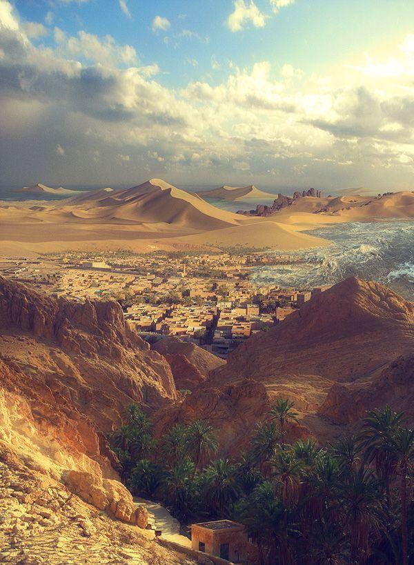 Σκέφτομαι άρα υπάρχω Οι φυσικές καταστροφές και οι πόλεις του μέλλοντος μέσα από εικόνες (Evgeny Kazantsev) – Σκέφτομαι άρα υπάρχω