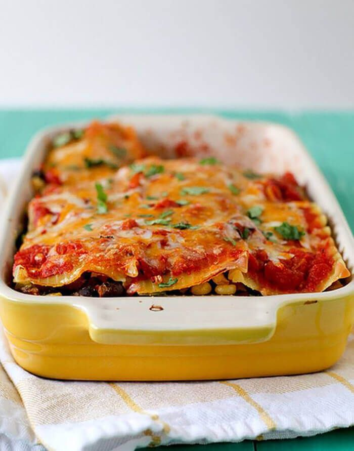 One Of The Best Vegetarian Lasagna Recipes With Ricotta Cheese